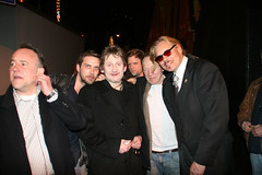 Sidewalk Madness Shane Macgowan ,Anthony Haden Guest and Billy Leroy (leroybilly) Tags: thepogues shanemacgowan billysantiquesandprops anthonyhadenguest claytonpatterson lorraineleckie spiderstacey houstonantiques