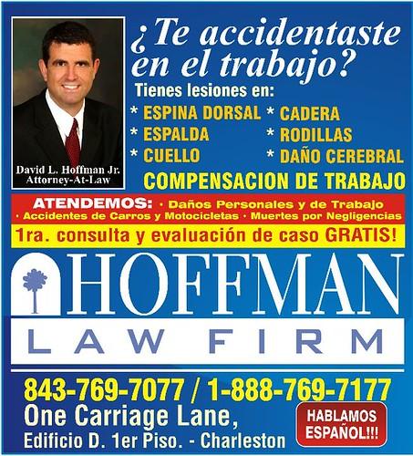 Hablamos Espanol: Hoffman Law Firm, Charleston SC