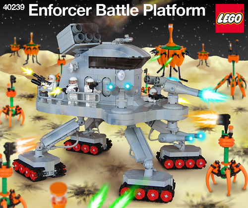 Enforcer Battle Platform