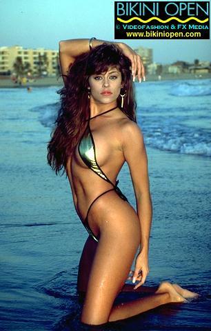 open contest bikini 1992 ppv