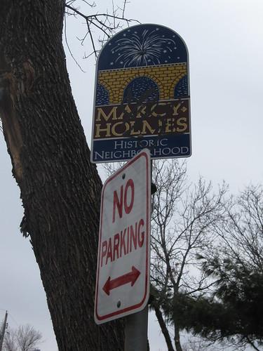 Marcy Holmes Historic Neighborhood