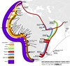 Sub-saharan Undersea Cables in 2011 - maybe (version 13)