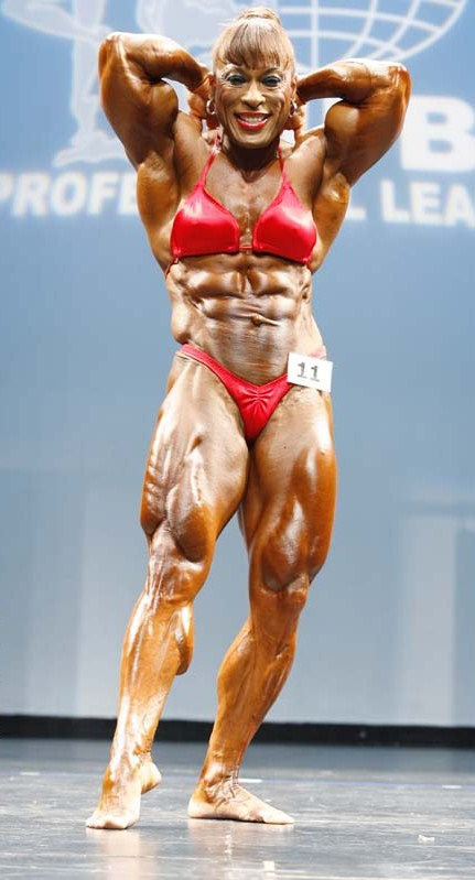 4- Body Building - Rosemary Jennings