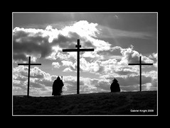 Visions of the  Judas conspiracy (Gabriel Knight the fallen angel) Tags: wood people gabriel church easter lumix photography death visions frames blood perfect worship flickr catholic skies peace cross framed father mary religion jesus picture tags lord holly panasonic nails views eggs april christianity messiah guards stigmata judas holyland comments picnik biblical romans wounds groups signed spear disciple crucify timetraveller bloodline consiracy intresting intrestingness magdaline asscention