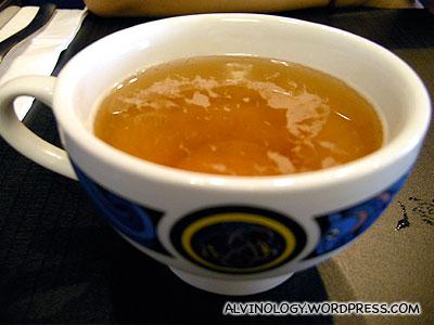 Rachels cup of cider
