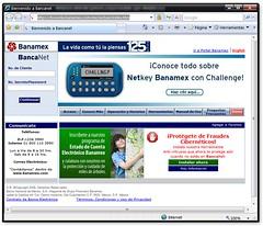 Bancanet de Banamex