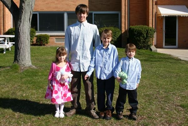 Easter Morning Mass