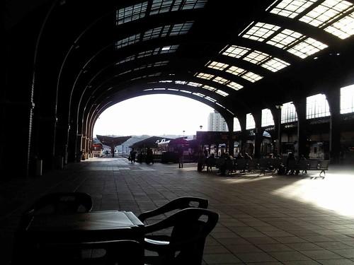 Estación A Coruña color