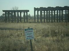 ruins (Ruin Raider) Tags: old minnesota airplane ruins wwii ruin abbandoned gow ulands umorepark gopherordinanceworks