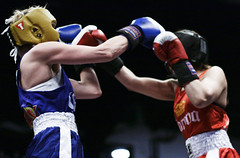 boxing41709 (kate.gardiner) Tags: chicago training golden fight action shots box competition trainers ring gloves punching punch boxing fighters fighting amateur