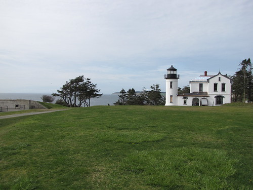 Admiralty Lighthouse -Ft. Casey