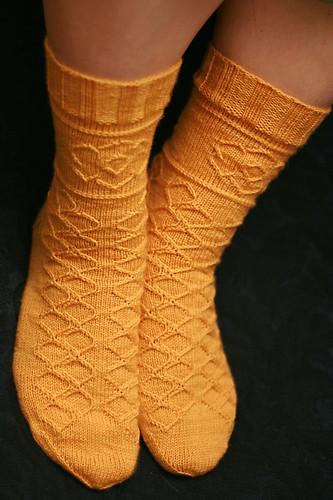 Miele socks 1