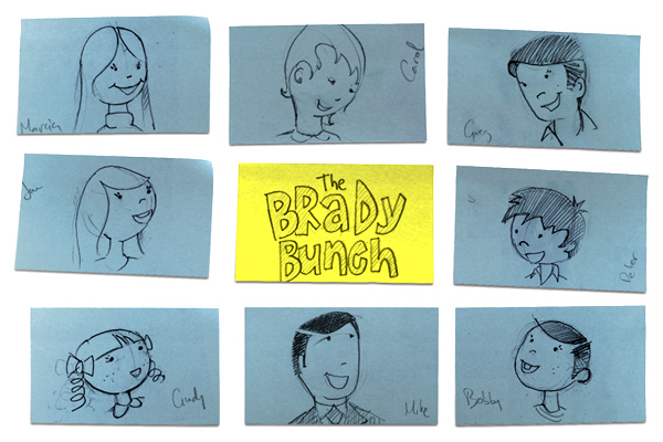 TNH21: La tribu de los Brady