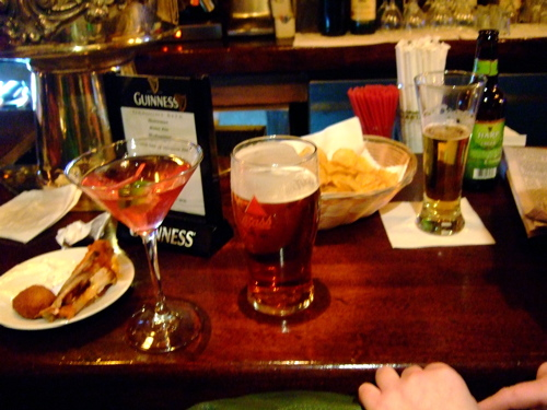 Happy Hour: Langans Irish Pub