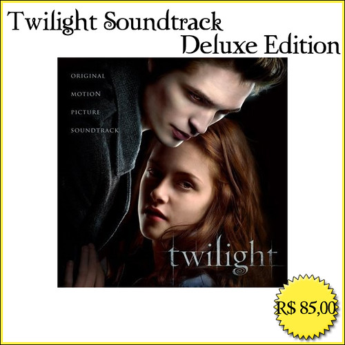 • Twilight Soundtrack Deluxe Edition