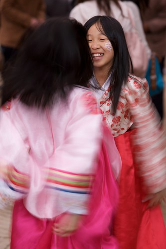 Jogyesa Girls in Motion