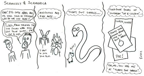 366 Cartoons - 084 - Schmuzzy and Schmerica