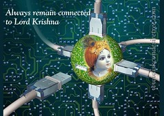 Quote Technology (ISKCON Desire Tree) Tags: technology quote krishna harekrishna iskcon viapixelpipe iskcondesiretree