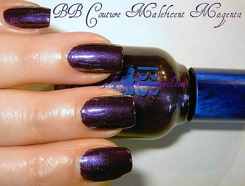 BB Couture Maleficent Magenta
