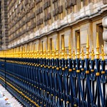 Fencing of Louvre, Paris (better viewed in large)