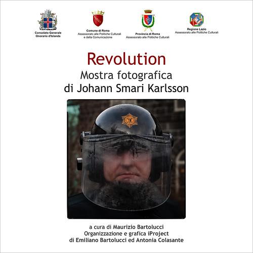 Exhibit in Rome, Italy