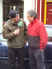 Billy Keane RTE interviewwalking