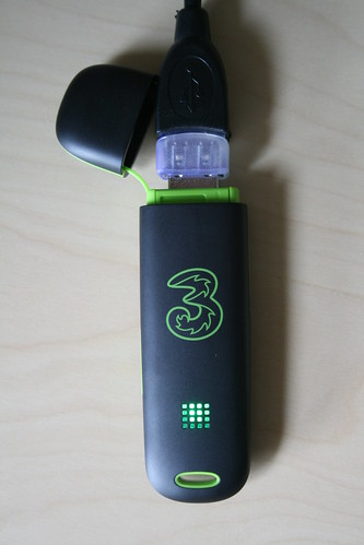3 Mobile Broadband Dongle