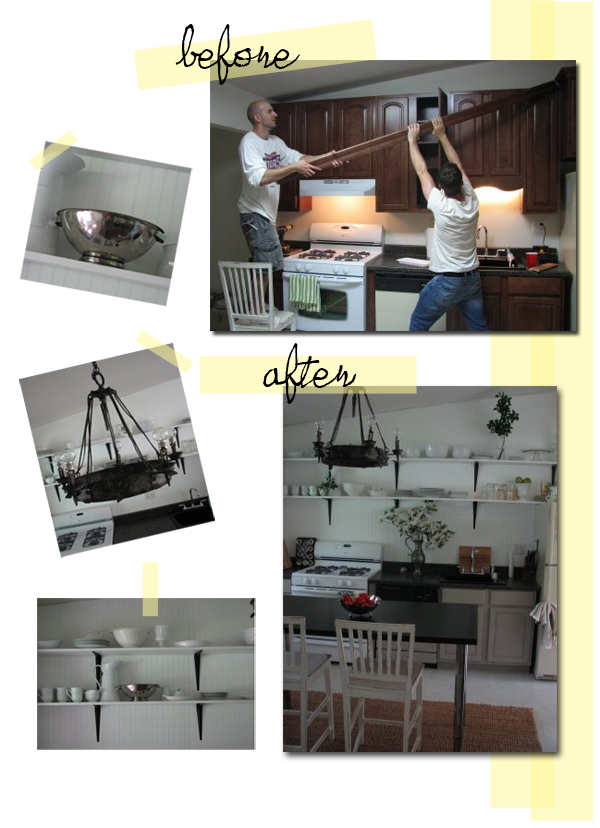 pure style kitchen