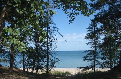 Lake Superior Beach
