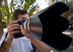 Copote!!! Canon Power!!! (Antonio Goya) Tags: parque canon nikon funny perspective tokina zaragoza goya cañon divertido 200mm focal d90 exagerado copito 1116mm oscargalvan