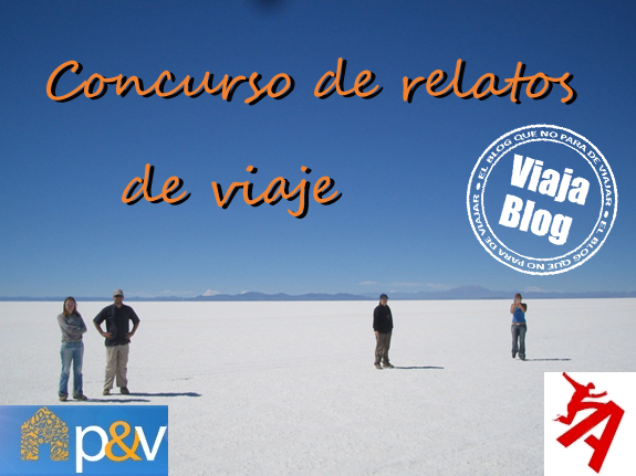 Concurso de Relatos Viaja Blog