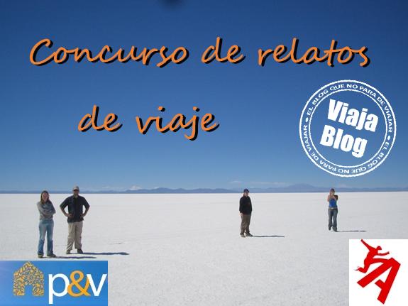 Concurso de Relatos Viaja Blog