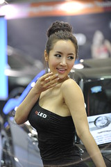 - LEE Yebin (KRWonders) Tags: show asian korea exhibition racinggirl carshow ilsan kintex promotionalmodel koreatuningshow2009 httpkoreanwondersblogspotcom  leeyebin krwonders