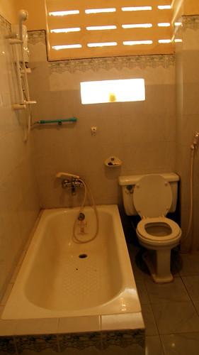 14.吳哥之家套房內的浴廁
