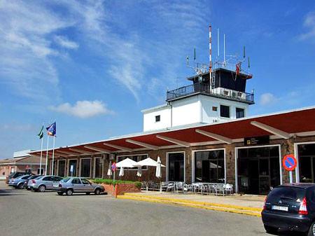 Aeropuerto de Cordoba.