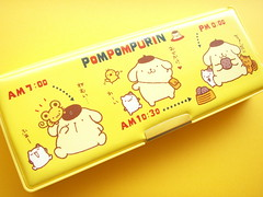 Kawaii Stationery Pom  Pom  Purin Pencil Case Rare Sanrio Japan (Kawaii Japan) Tags: anime cute smile smiling animals yellow japan pencil asian happy japanese 2000 character case sanrio plastic collections kawaii stationery rare collectibles pencilcase stationary pencilsharpener purin madeinjapan hardtofind hardtoget japanesecharacter pompompurin sanriocharacter