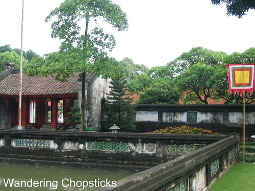 Van Mieu (Temple of Literature) - Hanoi - Vietnam 8