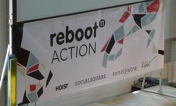 Reboot Action Banner