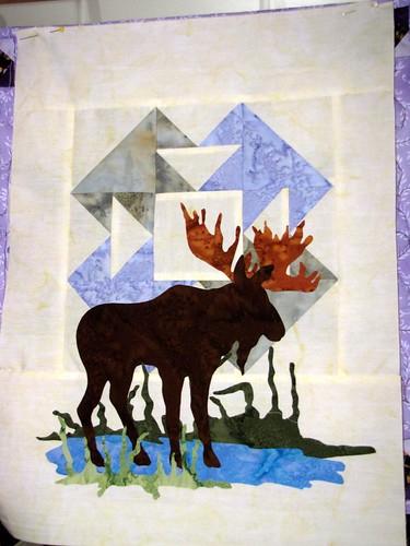 Moose SH Block