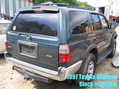 97 Toyota 4Runner -stock #0208P9