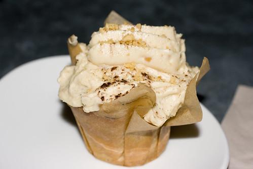 Sweet Revenge - PB cupcake