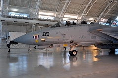 United States Navy (USN) - Grumman F-14D Tomcat - BuNo 159610 - Air and Space Smithsonian - Udvar Hazy Center - July 29th, 2009 1259 RT (TVL1970) Tags: airplane smithsonian iad nikon f14 aircraft aviation ge usnavy usn nationalairandspacemuseum dullesairport tomcat airandspacemuseum generalelectric smithsonianairandspacemuseum grumman unitedstatesnavy felixthecat stevenfudvarhazycenter nasm f14tomcat d90 udvarhazycenter vf31 tomcatters f14d dullesinternationalairport f14a vf31tomcatters f110 grummanf14tomcat udvarhazyannex washingtondullesinternationalairport g303 grummanaerospace felix105 nikond90 f14dr gef110 nikkor18105mmvr 18105mmvr 159610 grummantomcat f14a85gr buno159610 generalelectricf110 f110ge400