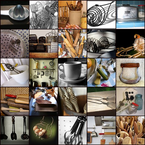 Vintage Kitchen Photography: Vintage Kitchen Gadgets