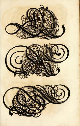 012--Kunstrichtige Schreibart  allerhand Versalie..Paul Frank 1655