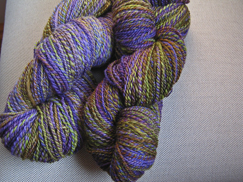 Five Plum Pie 2 skeins #3