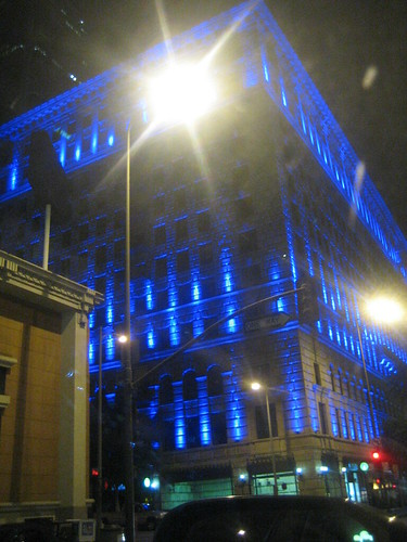 purdy blue lights
