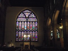 St Mary's Church Kidderminster 270910 (Liz Callan) Tags: church st marys kidderminster