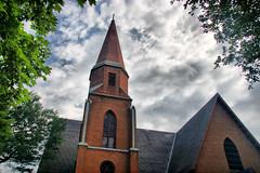 Christ Church Bell Tower