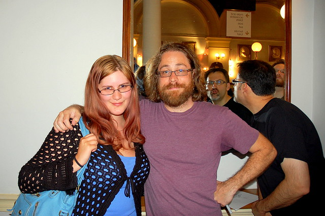 Jonathan Coulton and me