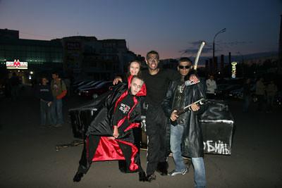 ОХОТА НА ВАМПИРОВ В КИШИНЕВЕ… или Новые развлечения «белых воротничков»